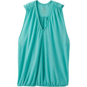 Prana Trysten Camisa sin mangas Mujer, lagoon blue